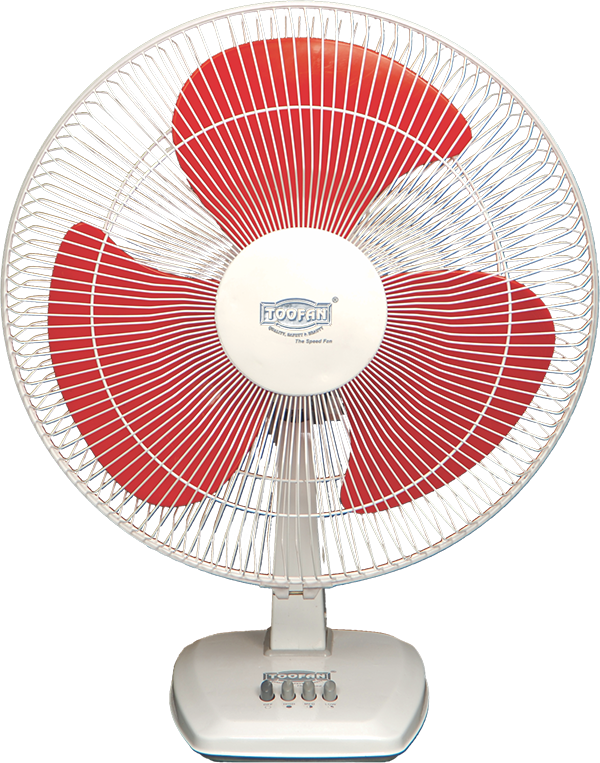 Toofan Regular 400mm Table Fans